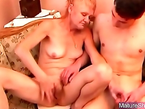 Old Pretty good Fucked Hard