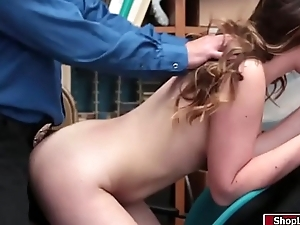 Two LP fucked hard Lexi Lovell wet pussy