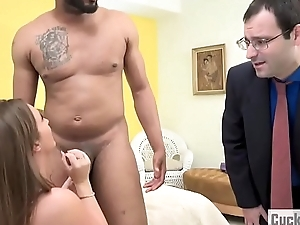 Do you mind even if I watch, Honey? - Maddy O'_Reilly - CUM EATING CUCKOLDS