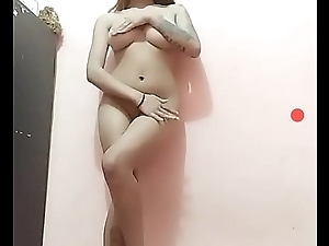 Asian dance with certain body