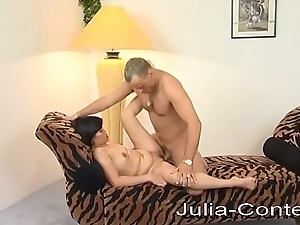 Jean makes Asian fuck with Mai-Ling
