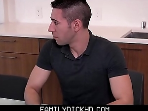 Muscle Bear Step Pop Set of beliefs Both Twink Step Sons How To Fuck