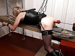 RachelSexyMaid - No.16 - Chained Slave Prison Punishment