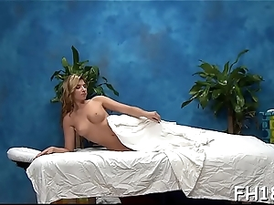 See this hawt 18 year old girl floozy get fucked hard by her massage therapist