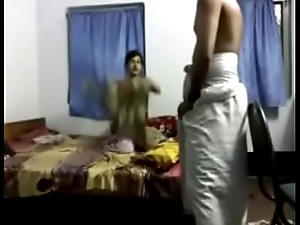 Hot desi sister fucked by brother
